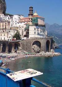 learn italian in salerno Amalfi